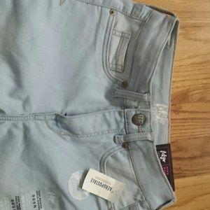 Aeropostale Jeans - Aeropostale hihg waisted ankle jegging new w tags
